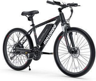 Metakoo 26 Cybertrack 100 Electric Bike w/ Shimano 21-Speed