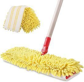 Dual Sided Dust Mop