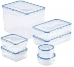 Lock n Lock Easy Essentials 14-Pc. Food Storage Container Set