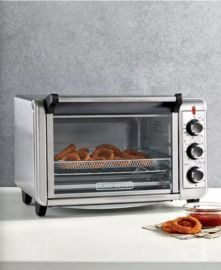 Black & Decker Crisp and Bake Air Fryer Toaster Oven