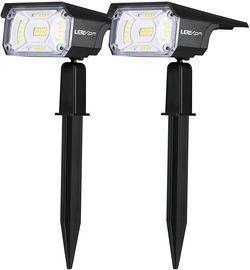 Lerekam Solar Spotlight 2-Pack