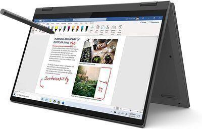 Lenovo Flex 5 Ryzen 5 14 2-in-1 Touch Laptop w/ 16GB RAM
