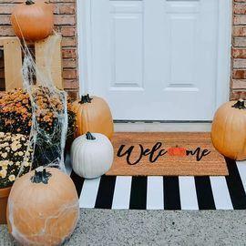 Fall/Halloween Outdoor Doormats