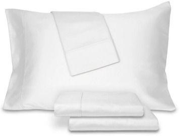 4-Pc AQ Textiles 800 Thread Count Ultra Lux Cotton Sheet Sets
