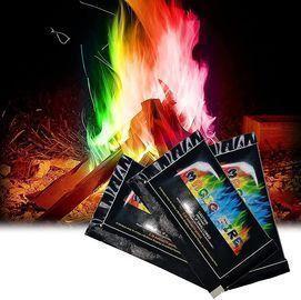 3pcs Colorful Flame Changing Powder