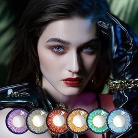 Novelty Colored Contacts