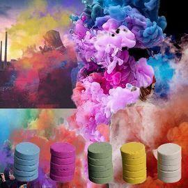 5pc Colorful Effect Smoke Tube