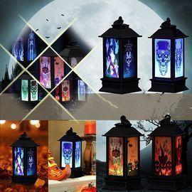 Small Halloween Lanterns