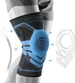 Knee Brace with Side Stabilizers