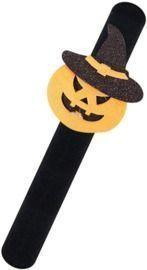 Halloween Slap Bracelet