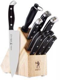 J.A. Henckels Statement 12pc Cutlery Set