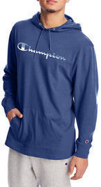 Champion Midweight Jersey Graphic Hoodie