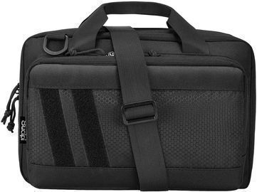 Gun and Ammo Case Bag with Combination Lock
