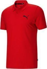 PUMA Men's Essentials Jersey Polo (Various Colors)
