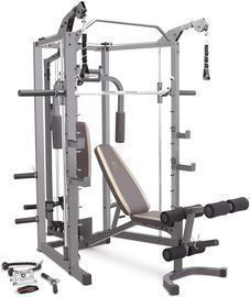 Marcy Smith Cage Machine w/ Workout Bench