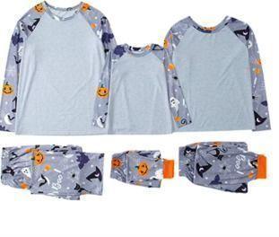 Family Halloween Matching Pajamas Set