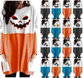 Halloween Crewneck Sweatshirt