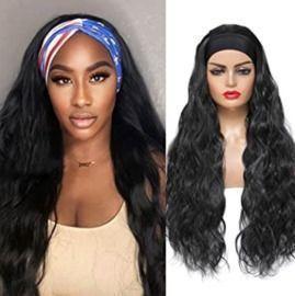 24 Body Wave Headband Wig