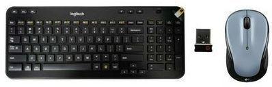 Open-Box Logitech MK360 Wireless Keyboard and Mouse Combo