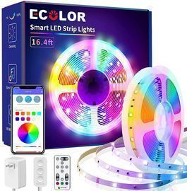 6.4ft LED Strip Lights with App Control