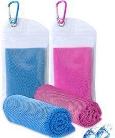 Amgico Cooling Towel - Set of 2