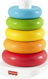 Fisher-Price Rock-a-Stack Classic Ring Stacking Toy