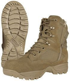 Tru-Spec Men's Tac Assault Water-Resistant Boots