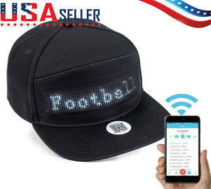 Programmable Bluetooth Sign Hat