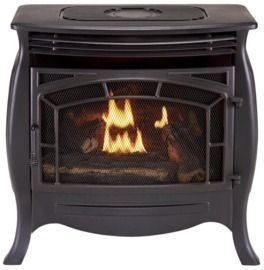 Duluth Trading Co. Forge Dual Fuel Ventless Gas Stove