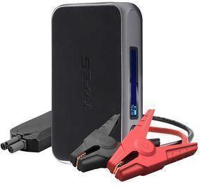 TYPE S 12V Jump Starter & 8000mAh Portable Power Bank