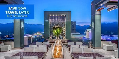 $149 & up  Chic Asheville Stay through Fall