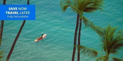 Waikiki Suite for 4 Nights into March
