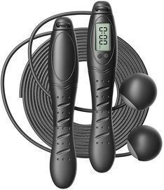 Jumping Rope with Counting Digital Display