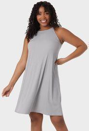 32 Degrees Women's Soft Rib Swing Dress (2 Colors)
