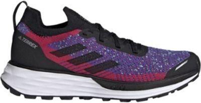 adidas Women's Terrex Two Ultra Primeblue Trail-Running Shoes