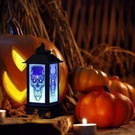 Small Halloween Decoration Lights