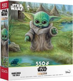 Ceaco 550pc. Mandalorian Collection Star Wars Jigsaw Puzzle