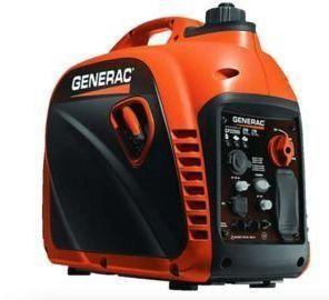Generac GP Series 1700 W 120 V Gasoline Inverter Generator