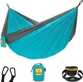 Wise Owl Outfitters Camping Hammock, Medium