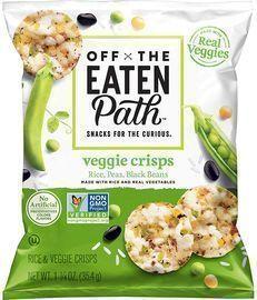 Off The Eaten Path 16pk Veggie Crisps