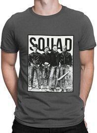 Men's Halloween Squad T-Shirt