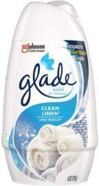 Glade Solid Air Freshener - Clean Linen