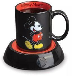 Disney Mickey Mouse Mug Warmer with 10oz Mug