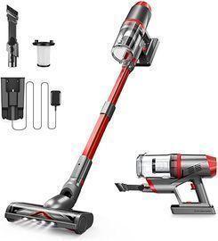 150W Brushless Motor Cordless Stick Vacuum