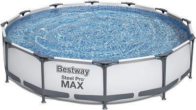 Bestway Steel Pro Max 12-Ft. Above Ground Swimming Pool