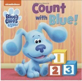 Count with Blue! (Blue's Clues & You) Children's Board Book
