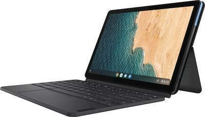 64GB Lenovo Chromebook Duet 10.1 ChromeOS 2-in-1 Tablet w/ Detachable Keyboard