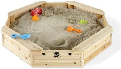 Plum Play Treasure Beach 46 Wooden Sandbox
