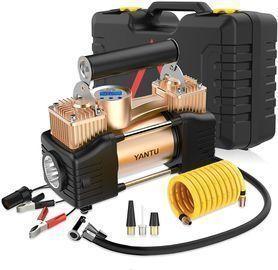 12V Portable Air Compressor Pump