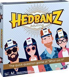 Hedbanz Adulting Party Game